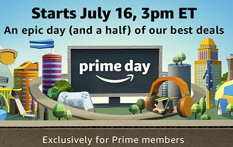10 ways to score amazing deals on Amazon Prime Day!