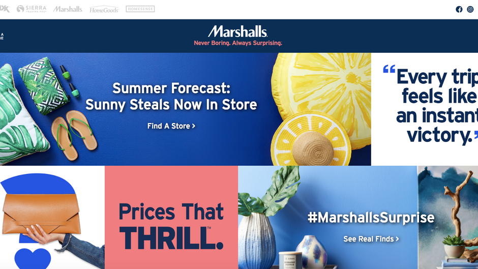 9 hacks for colossal savings at TJ Maxx, Marshalls & Home Goods!
