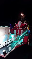 Santa in Wetherby