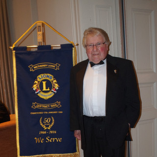 Charter Member Lion Colin