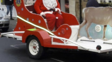 Breaking News   -   Santa is on the GO !