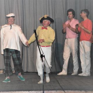 Colin Lions pantomime