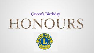 Queen's Birthday Honours – the Alternative !