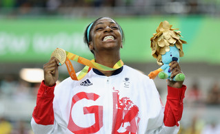 Gold & Bronze for Kadeena in the Rio Paralympics