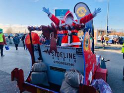 Santa at MSA