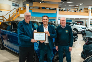 Wetherby Lions Thank Optimum Vehicles