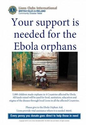 Ebola Orphan Aid Programme