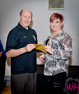 Donation made to Wetherby Sports Association