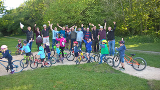 Wetherby Lions Support Children's Cycling 'Little Toe' Project - Update