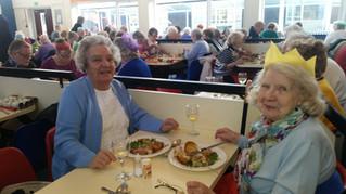 Senior Citizens' Annual Party