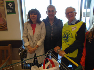 Wetherby Lions 'Pack Up'