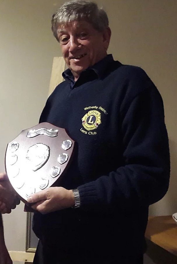 Wetherby Lions Win Best Lions Website in Yorkshire