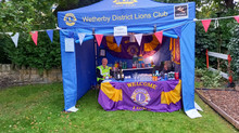 'All Bar One' at Festival for Wetherby Lions