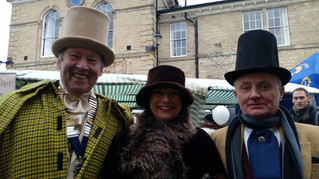 Be part of our Dickensian Market...