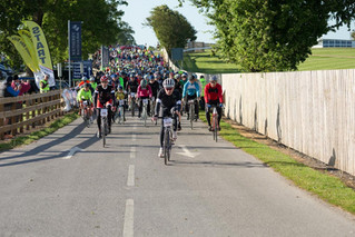 START PEDALLING FOR GOOD CAUSES