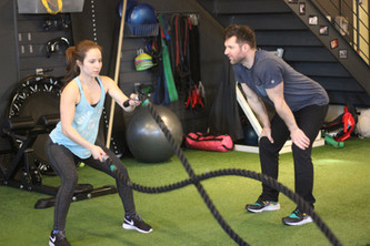 Functional Training with Sylvain