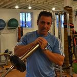 Oreste Golemme, Ory, Personal trainer