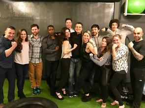 Athletica Studio Team Family