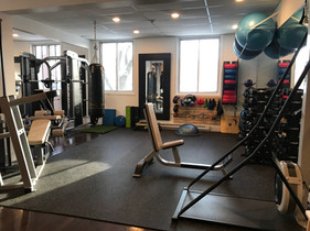 Athletica Studio Open Gym