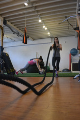 Functional Training with Amélie