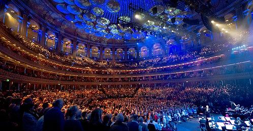 Royal Albert Hall -Charity Concert
