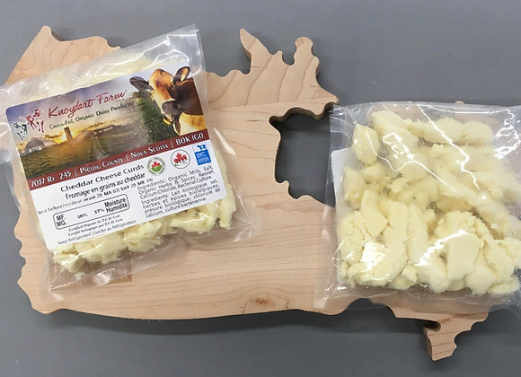 Fresh Cheese Curds - 150g