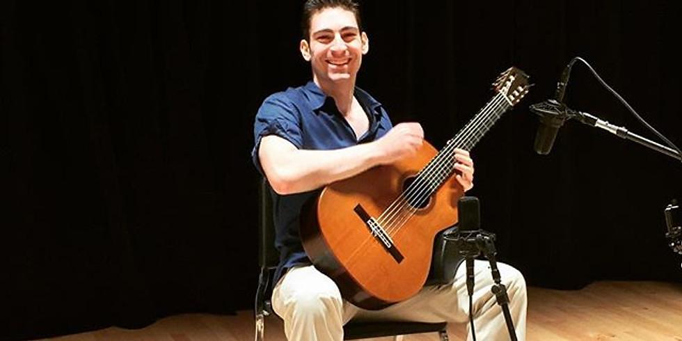 SMEAR- Samuel Rubinstein Classical Guitar Recital