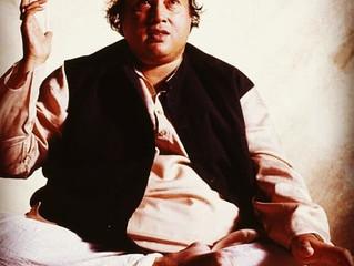 About: Nusrat Fateh Ali Khan!
