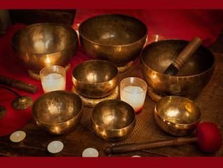NEW RELEASE - Tibetan Singing Bowls!