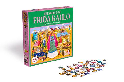 World of Frida Kahlo