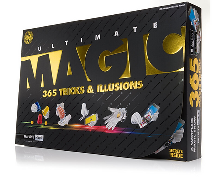 365 Tricks & Illusions Set