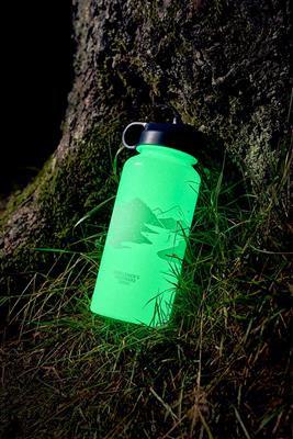 Glow in the Dark Water Bottle - 34 fl.oz / 1 ltr