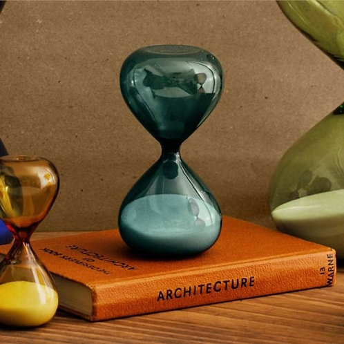 Hourglass Green