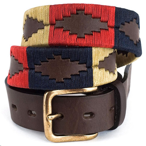 Polo Belt Red