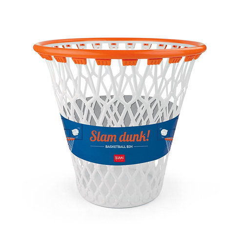 Basketball Trash Can