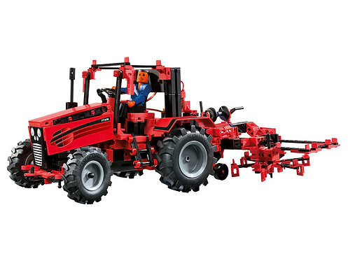Advanced Tractor Set IR Control