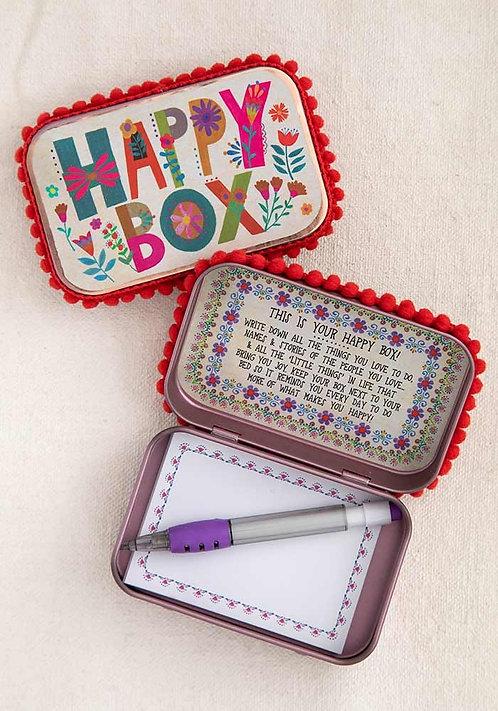 Happy Box Prayer Box