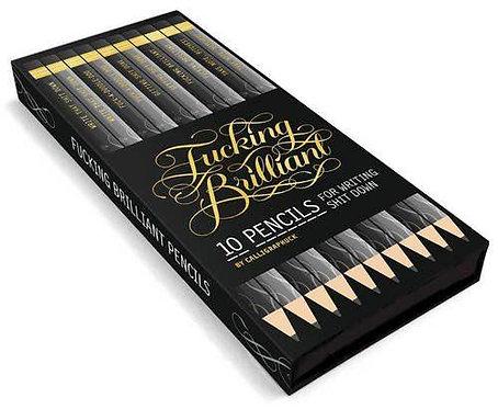 10 Brilliant Pencils