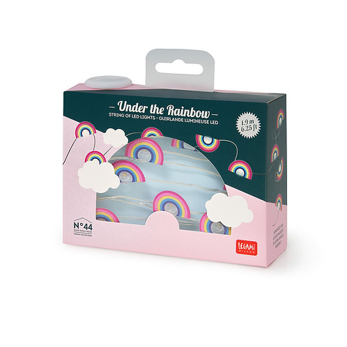 String of Rainbow-shaped Led Light