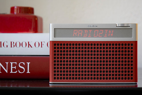 "GENEVA Digital Radio ""Touring S+"" with FM/DAB Bluetooth® Speaker"