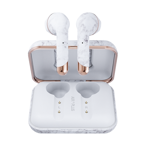 "Happy Plugs ""Air 1 Plus Earbud"" Bluetooth® Earphones, true wireless"