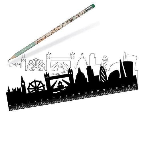 London Skyline Ruler