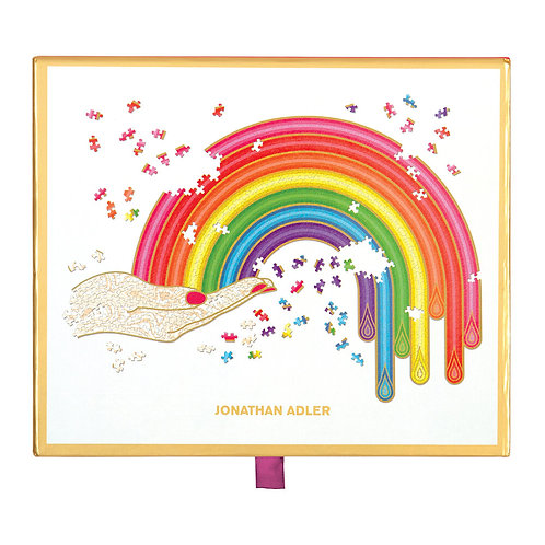 Jonathan Adler 750 Piece Rainbow Puzzle