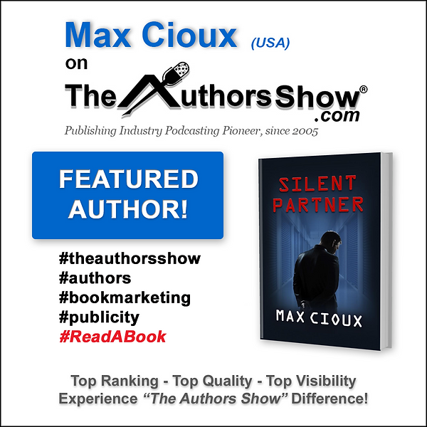 The Authors Show Banner - Silent Partner