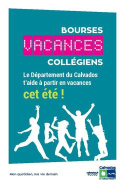 Flyer_Bourses vacances collegiens 2021 (