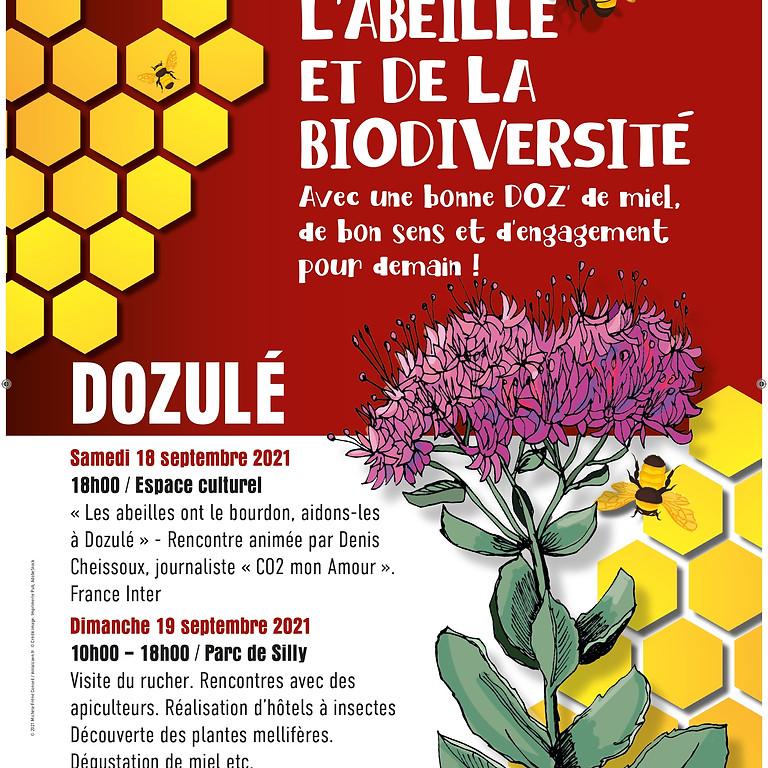 Fête de l'abeille et de la biodiversité