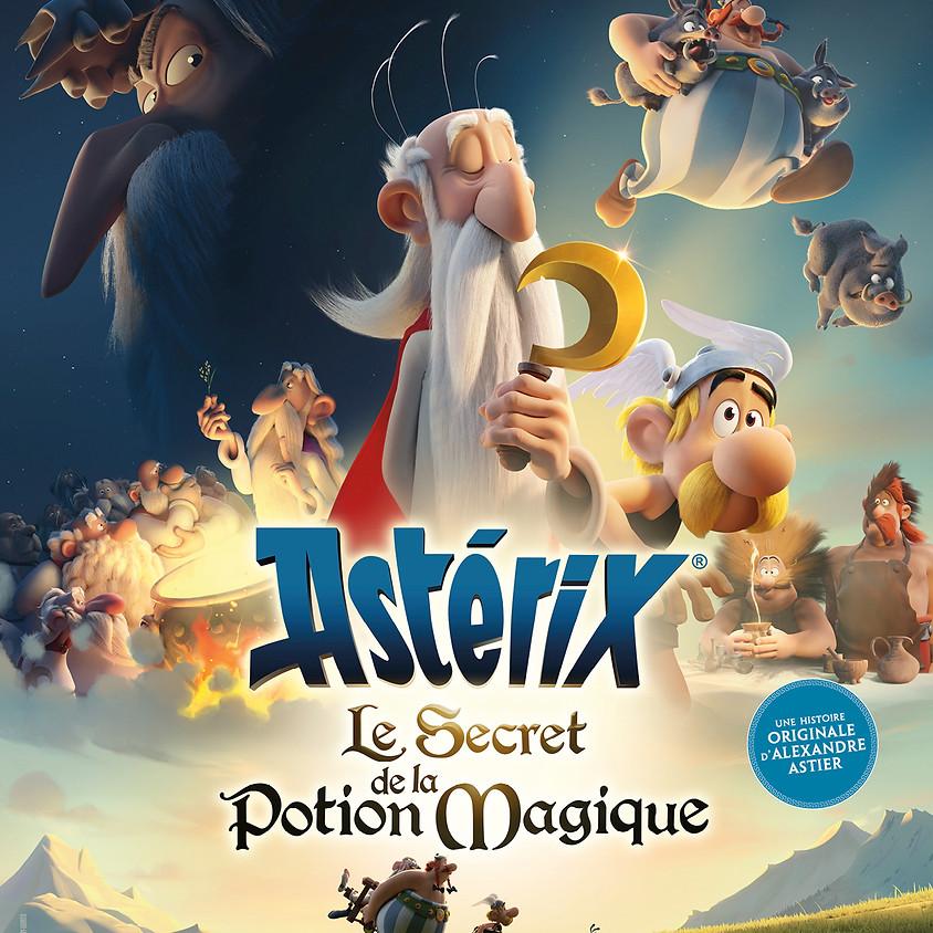Cinéma Plein air : Astérix, le secret de la potion magique (1)