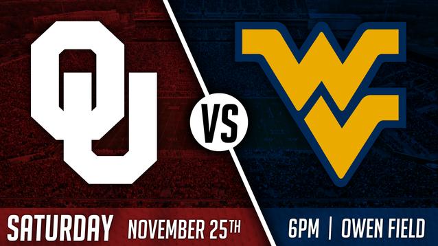Oklahoma vs West Virginia BASIC Game Pre