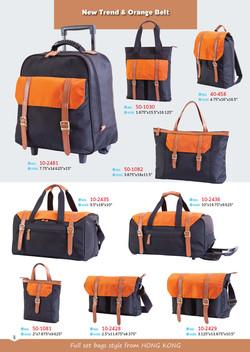 New Trend & Orange Belt