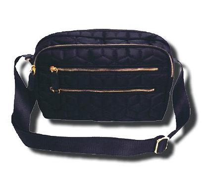 กระเป๋าสะพายข้างลายตาราง 30-1389